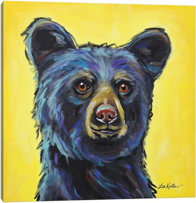 Bear - Bernard Canvas Art Print