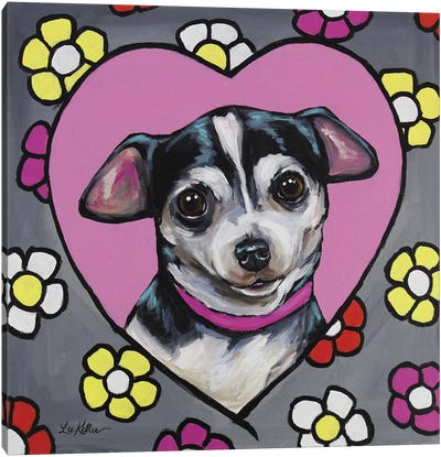 Chihuahua - Coco Canvas Art Print
