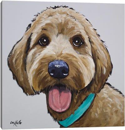 Goldendoodle - Olivia Canvas Art Print