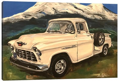 Chevy Truck 3200 I Canvas Art Print