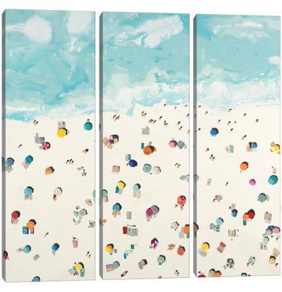 Beach Days Canvas Art Print
