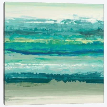 Ocean Memories Canvas Print #HIB111} by Randy Hibberd Canvas Artwork