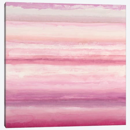 Pink Oasis Canvas Print #HIB113} by Randy Hibberd Canvas Art