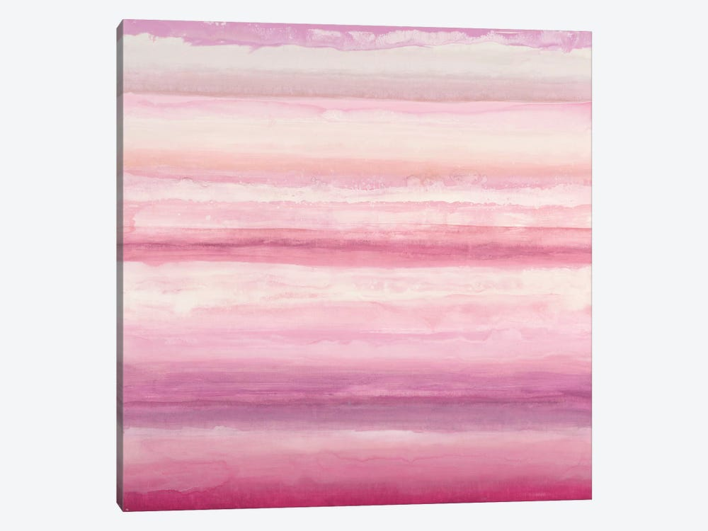 Pink Oasis by Randy Hibberd 1-piece Canvas Print