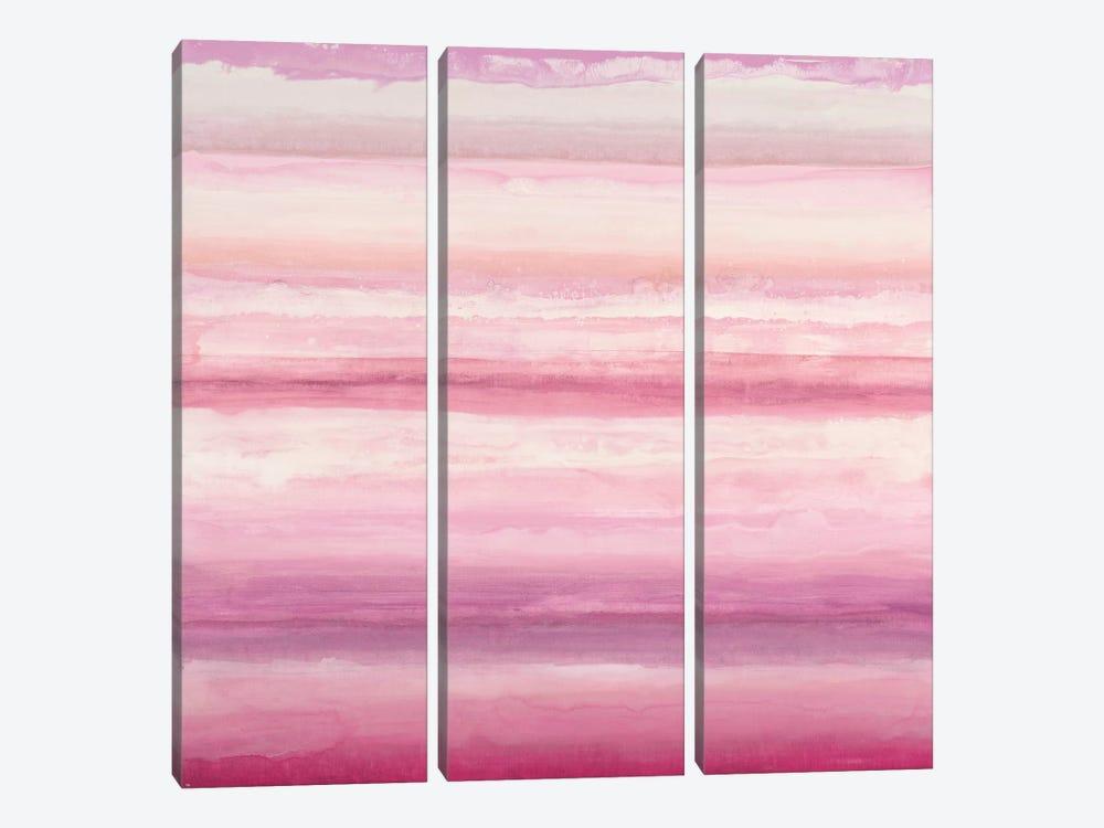 Pink Oasis by Randy Hibberd 3-piece Art Print