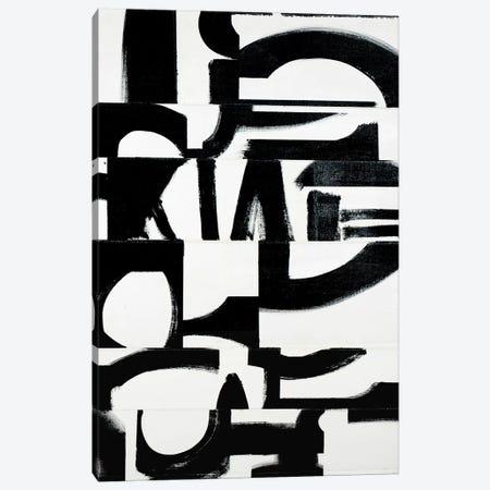 Prosperous Elements V10 Canvas Print #HIB114} by Randy Hibberd Canvas Art Print
