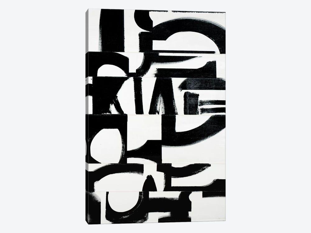 Prosperous Elements V10 by Randy Hibberd 1-piece Canvas Artwork