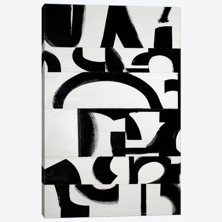 Prosperous Elements V11 Canvas Print #HIB115} by Randy Hibberd Canvas Art Print