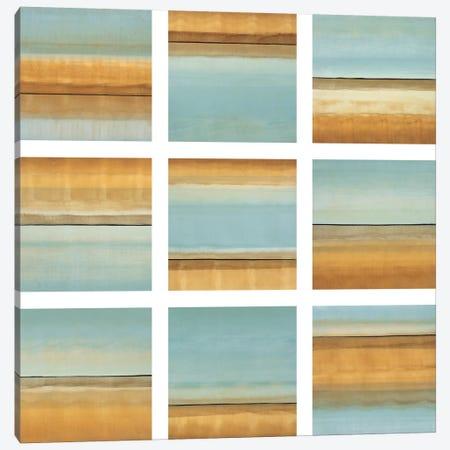 Blue Afternoon I Canvas Print #HIB11} by Randy Hibberd Canvas Print