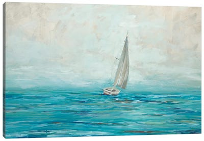 Boat Canvas Art Print