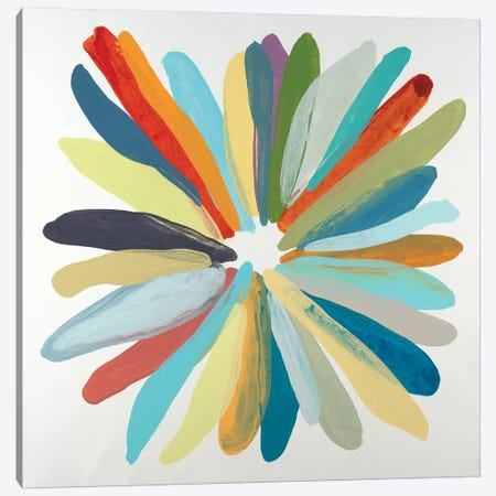 Flow Free Canvas Print #HIB128} by Randy Hibberd Canvas Print