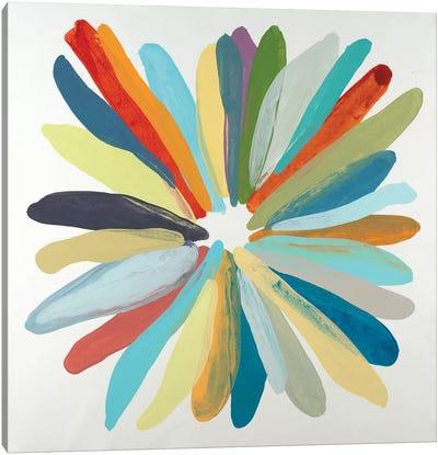 Flow Free Canvas Art Print