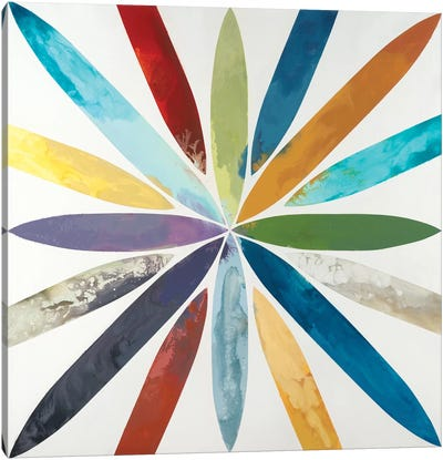Free Flow Canvas Art Print