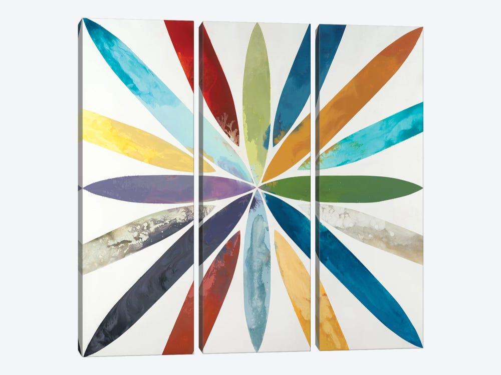 Free Flow by Randy Hibberd 3-piece Art Print