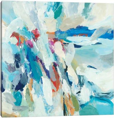 Joyous Expansion Canvas Art Print