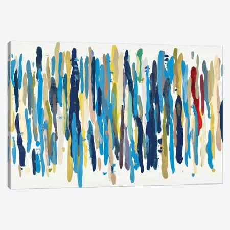 Colorful Moment V3      Canvas Print #HIB143} by Randy Hibberd Canvas Print