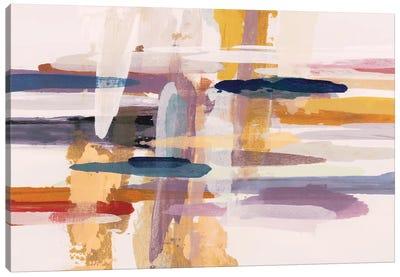 Horizon V3 Canvas Art Print
