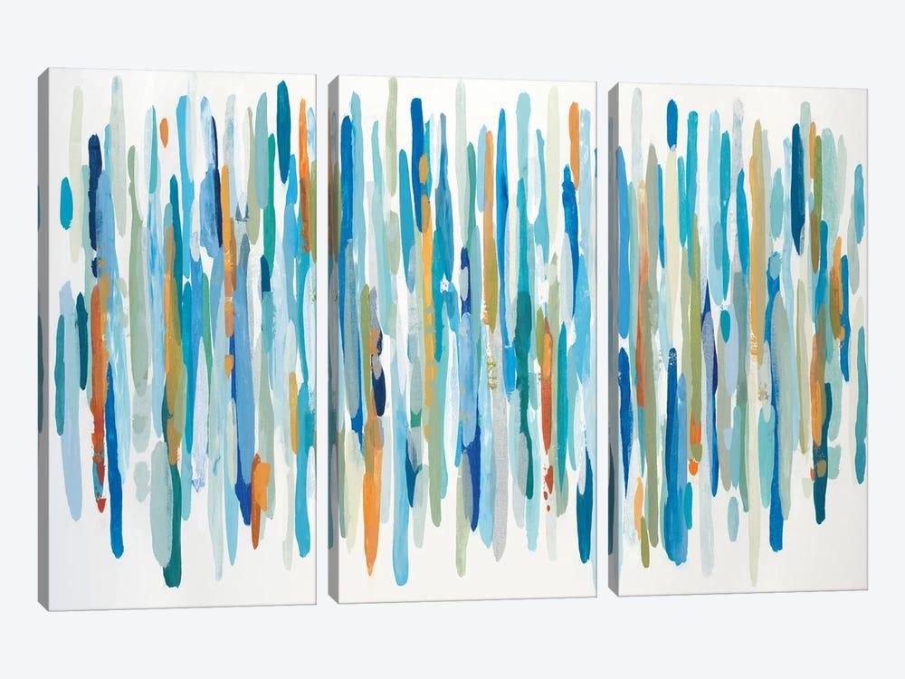 Optimism by Randy Hibberd 3-piece Canvas Print