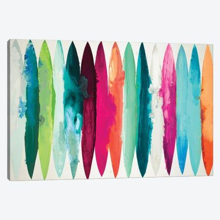 Even Flow V1 Canvas Print #HIB156} by Randy Hibberd Canvas Print