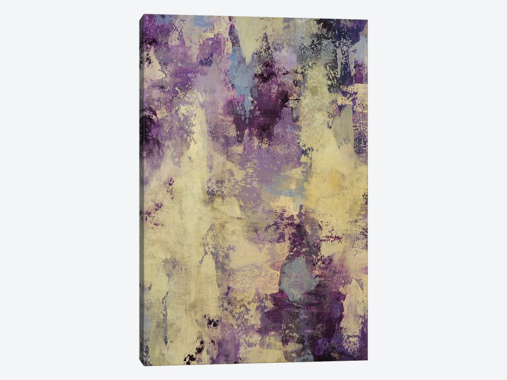 Lavender Touch by Randy Hibberd 1-piece Canvas Wall Art