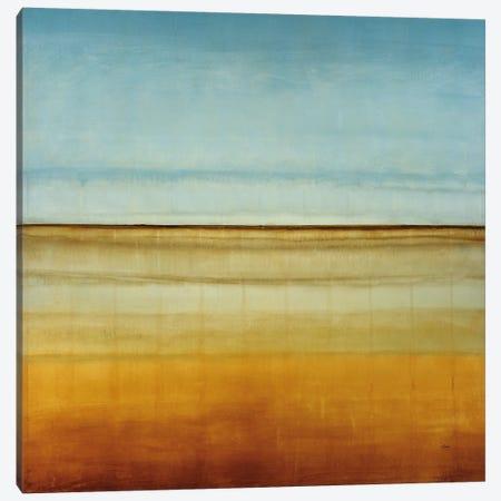 Blue Foam I Canvas Print #HIB15} by Randy Hibberd Canvas Artwork