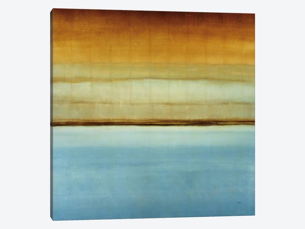 Blue Foam II by Randy Hibberd 1-piece Canvas Print