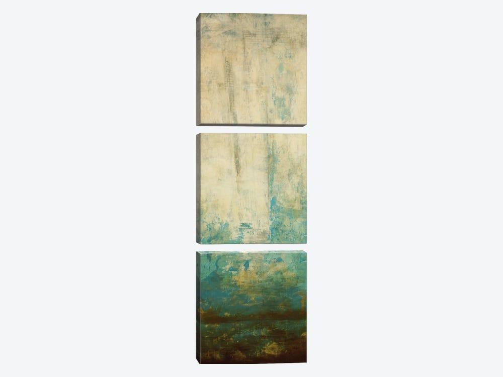 Active Energy I by Randy Hibberd 3-piece Canvas Art Print