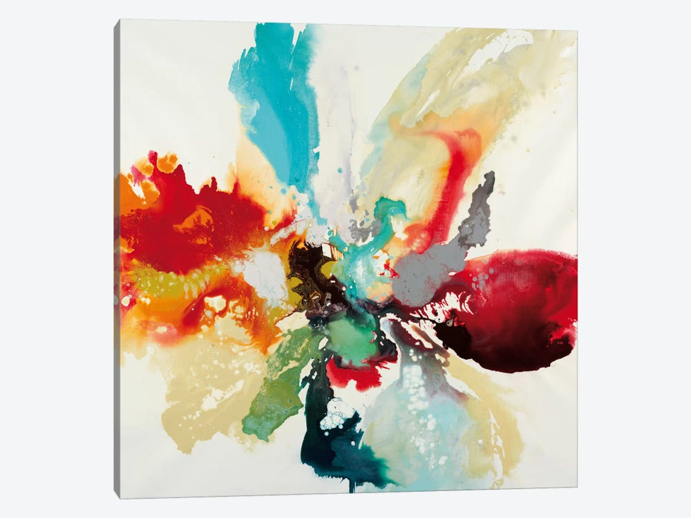 Color Expression by Randy Hibberd 1-piece Canvas Artwork