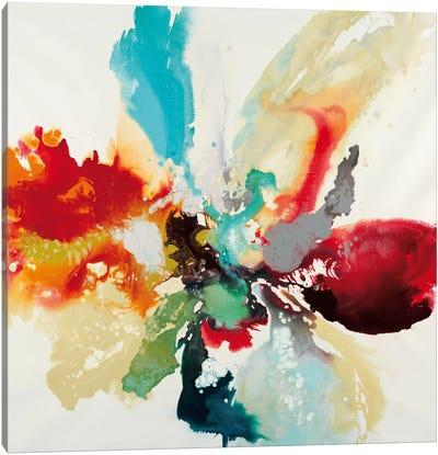 Color Expression Canvas Art Print