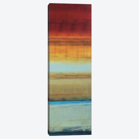 Color Line 1 Canvas Print #HIB21} by Randy Hibberd Canvas Artwork