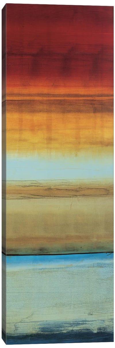 Color Line 1 Canvas Art Print