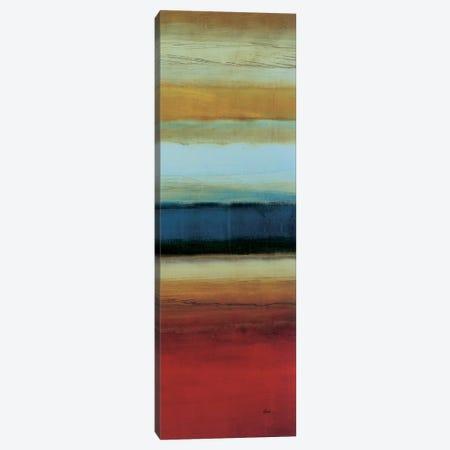Color Line 2 Canvas Print #HIB22} by Randy Hibberd Canvas Artwork