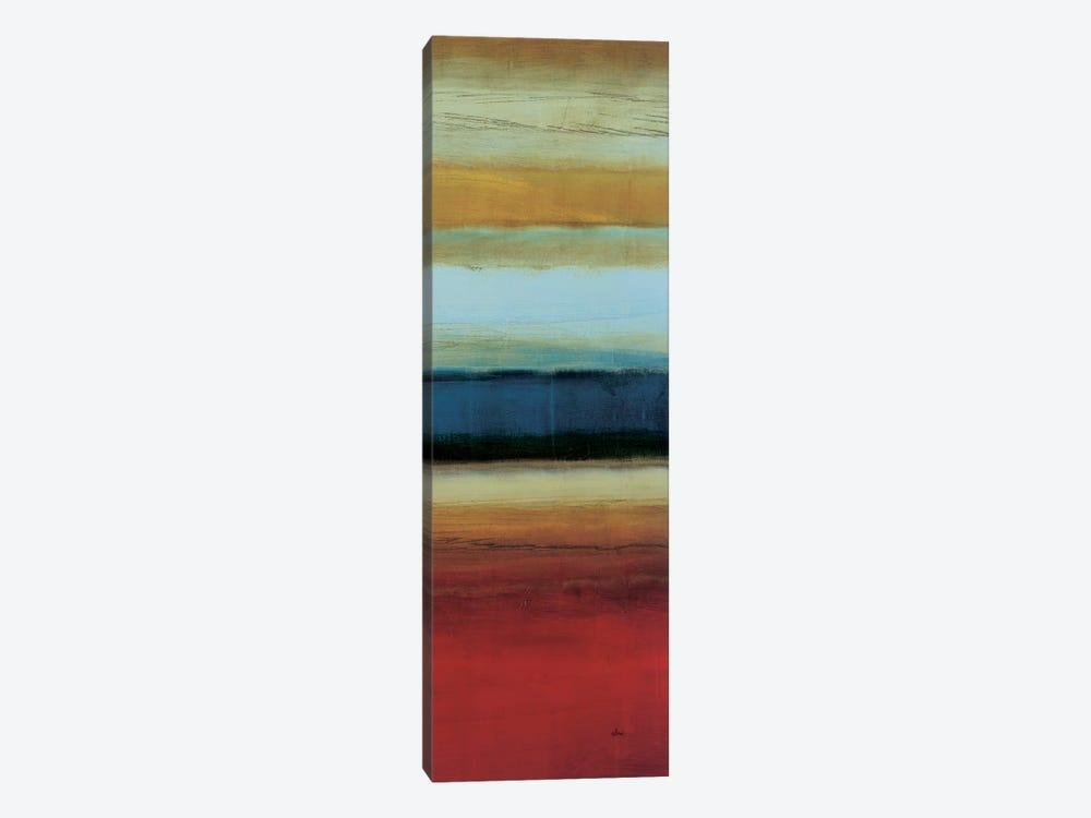 Color Line 2 by Randy Hibberd 1-piece Canvas Art
