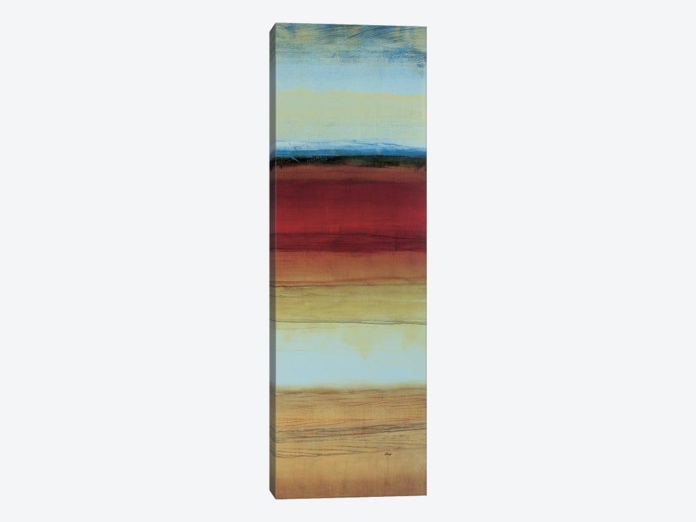 Color Line 3 by Randy Hibberd 1-piece Canvas Print