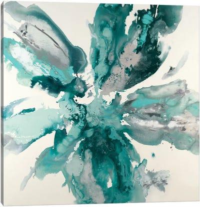 Flower Explosion Canvas Art Print