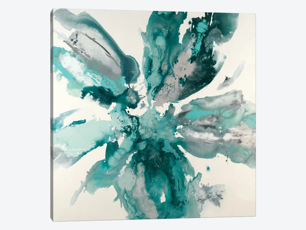Flower Explosion by Randy Hibberd 1-piece Canvas Print