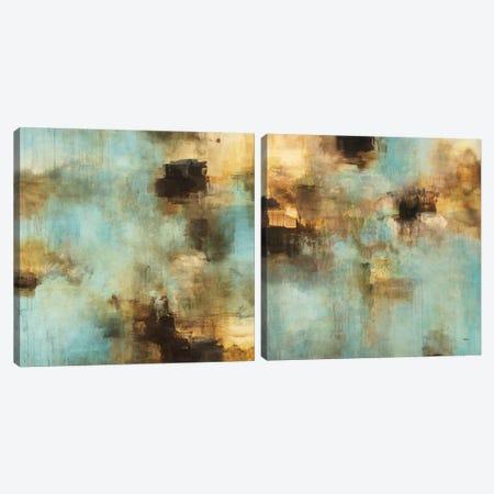 Shades Diptych Canvas Print Set #HIB2HSET004} by Randy Hibberd Canvas Print