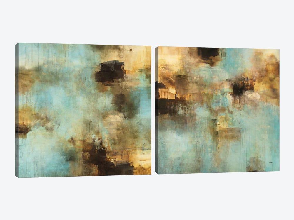Shades Diptych by Randy Hibberd 2-piece Canvas Print