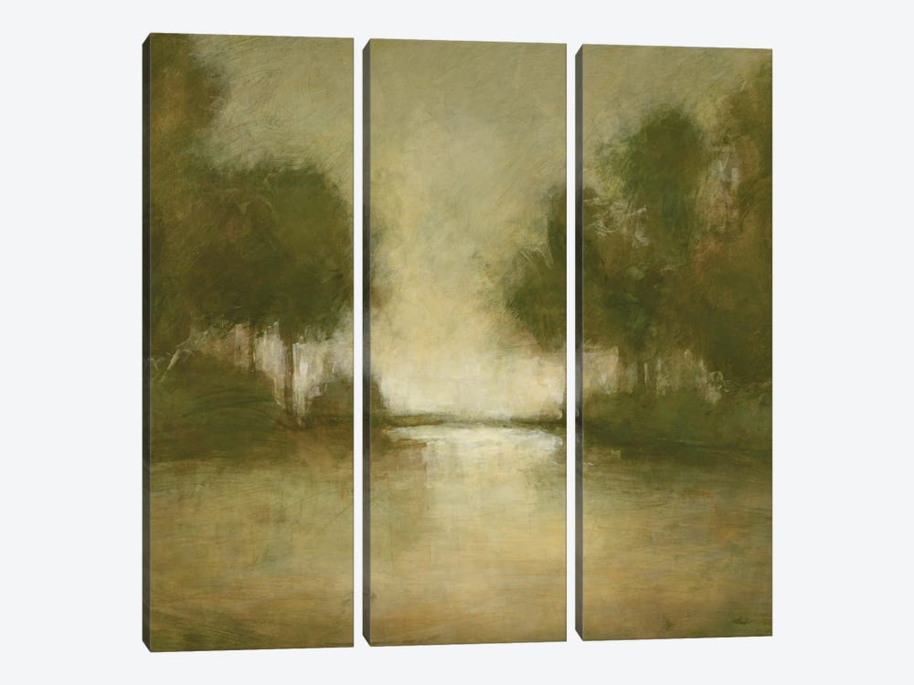 Golden Valley I by Randy Hibberd 3-piece Art Print
