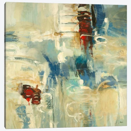 Instinctual Beauty I Canvas Print #HIB36} by Randy Hibberd Canvas Artwork