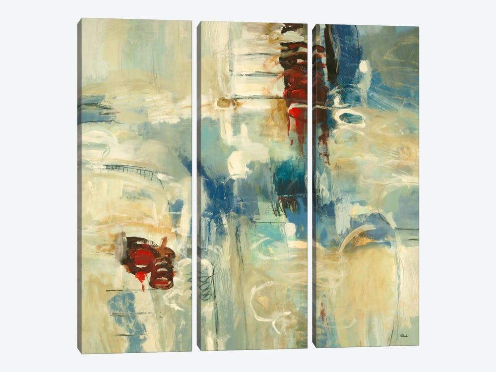 Instinctual Beauty I by Randy Hibberd 3-piece Canvas Print