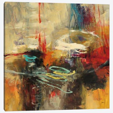 Instinctual Beauty II Canvas Print #HIB37} by Randy Hibberd Canvas Art