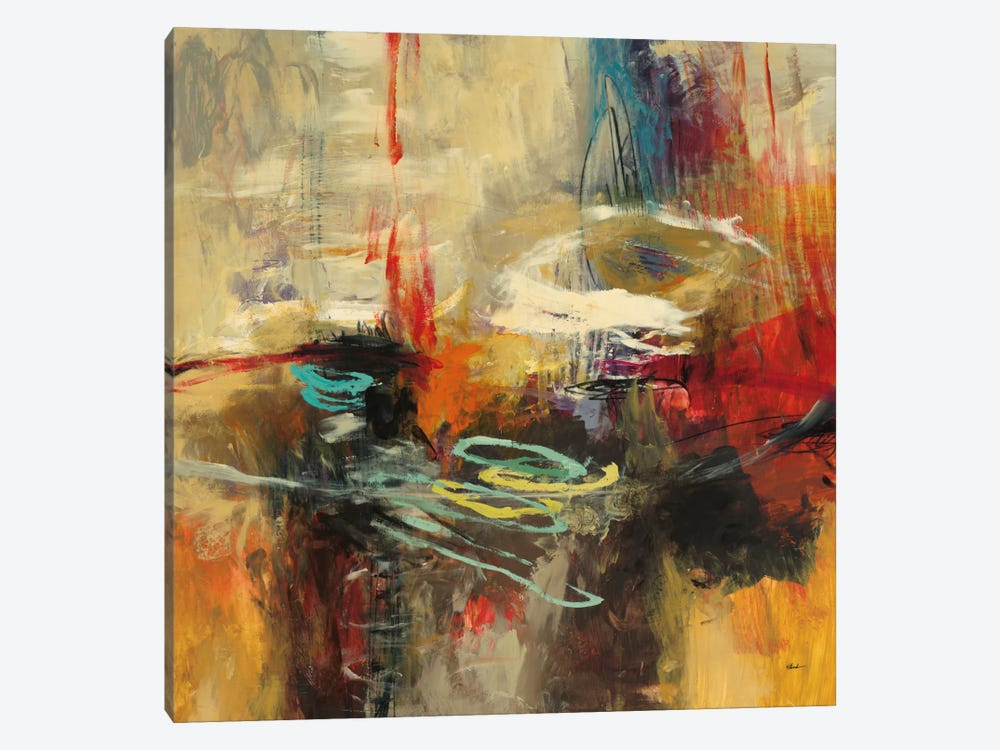 Instinctual Beauty II 1-piece Canvas Wall Art