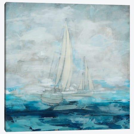 Into The Distance Canvas Print #HIB38} by Randy Hibberd Art Print