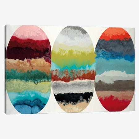 Life's Energy Canvas Print #HIB42} by Randy Hibberd Canvas Art
