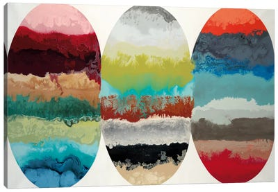 Life's Energy Canvas Art Print