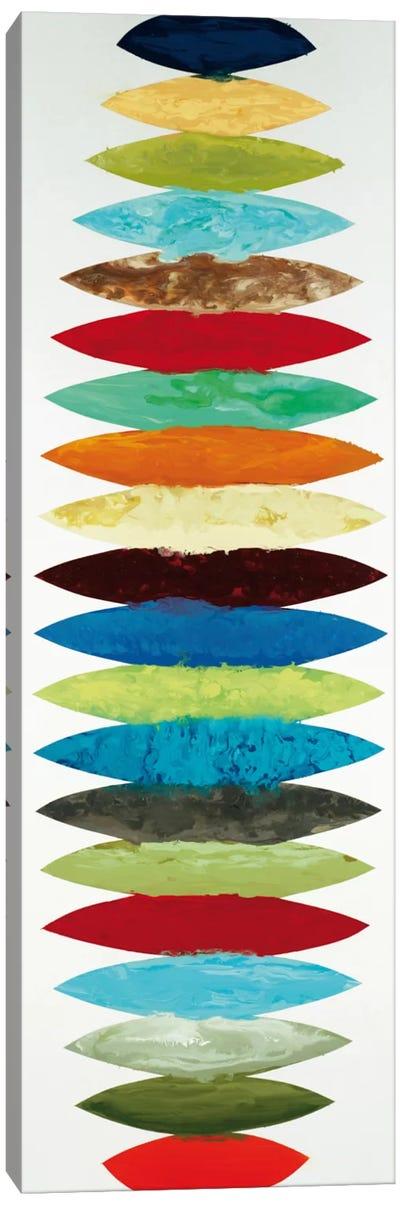 Ocean Time Canvas Art Print