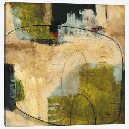 Postcards Canvas Print #HIB49} by Randy Hibberd Canvas Wall Art