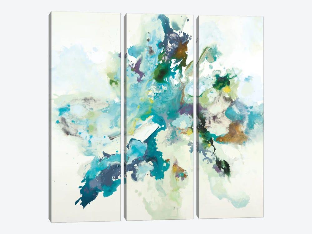 Remeet by Randy Hibberd 3-piece Canvas Print