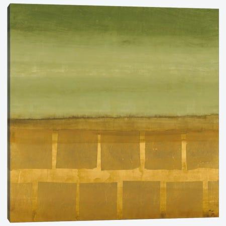 Sage Leaf Canvas Print #HIB54} by Randy Hibberd Canvas Art
